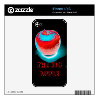 the big apple skins for the iPhone 4S