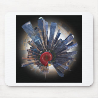 the big apple world.jpg mouse pad