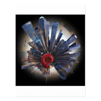 the big apple world.jpg postcard