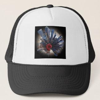the big apple world.jpg trucker hat