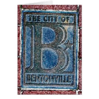The Big B - Bentonville, Arkansas Card