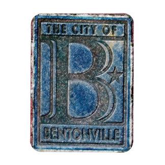 The Big B - entonville, Arkansas Magnet