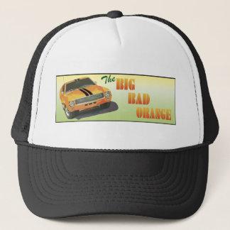 The Big Bad Orange Trucker Hat