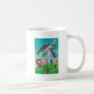 The Big Bad Wolf Coffee Mugs