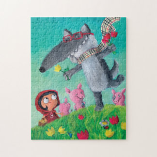 The Big Bad Wolf Jigsaw Puzzles