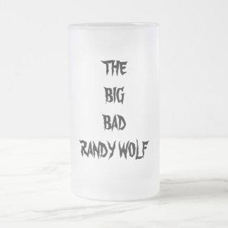 THE BIG BADRANDY WOLF COFFEE MUG