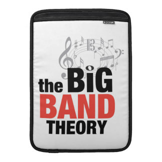 The Big Band Theory MacBook Air Sleeve