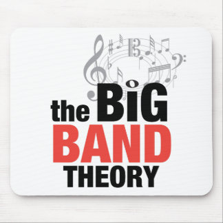 The Big Band Theory Mouse Pad