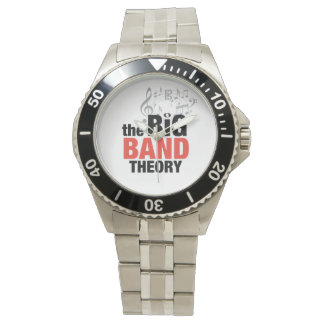 The Big Band Theory Wrist Watches