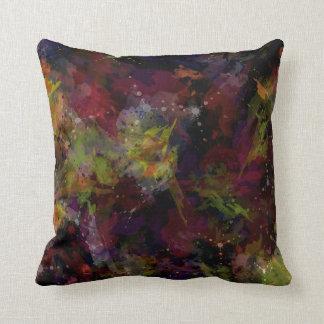 The Big Bang-Abstract Throw Pillow
