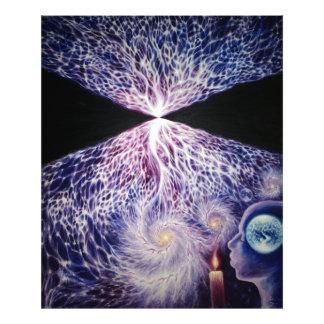 The Big Bang and the universe Photo Print