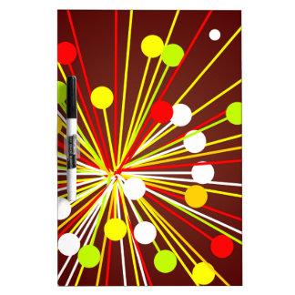 The Big Bang Dry-Erase Board
