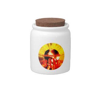 The Big Bang! God Spoke and BANG Candy Jar