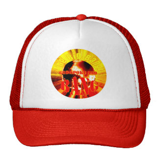 The Big Bang! God Spoke and BANG Trucker Hat