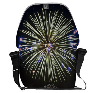 The Big Bang - NYE Fireworks Messenger Bag