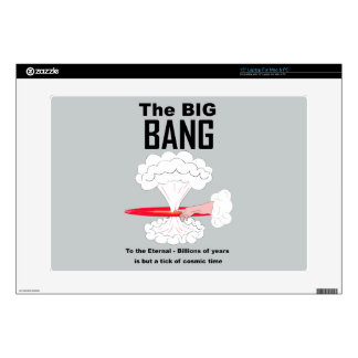 "The Big Bang Decal For 15"" Laptop"