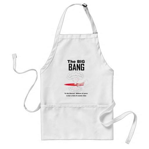 The Big Bang Theory Adult Apron