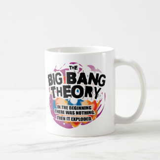 The Big Bang Theory Coffee Mug