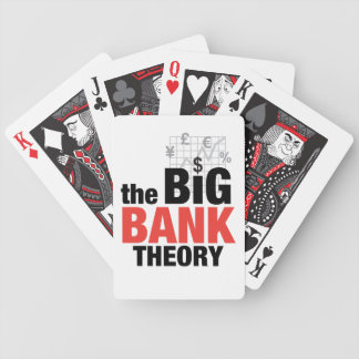 The Big Bank Theory Bicycle Playing Cards