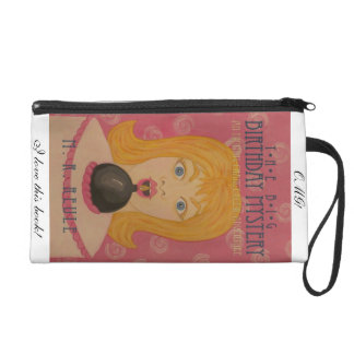 The Big Birthday Mystery: Book Wristlet