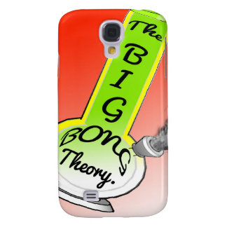The Big Bong Theory Galaxy S4 Cover