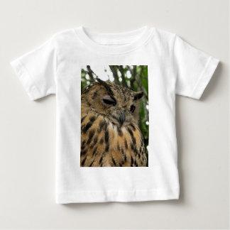 The Big Boo- BuBo BuBo Owl Eagle Owl Series Baby T-Shirt