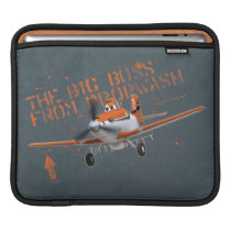 The Big Boss From Propwash iPad Sleeve