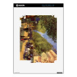 The big boulevards by Pierre Renoir Decal For The iPad 2