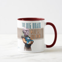 The Big Brain Will See You Now Mug