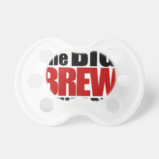 The Big Brew Theory Pacifier