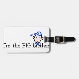 The Big Brother Bag Tag