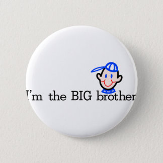 The Big Brother Pinback Button
