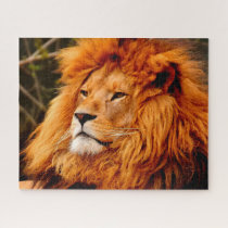 The Big Cats Lions Jigsaw Puzzle