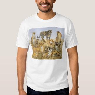 The Big Cats Shirts