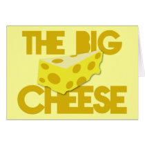 The BIG CHEESE! boss