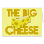 The BIG CHEESE! boss Card