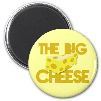 The BIG CHEESE! boss Magnet
