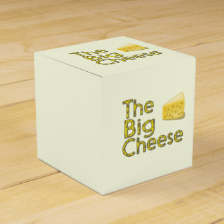 The Big Cheese Favor Box