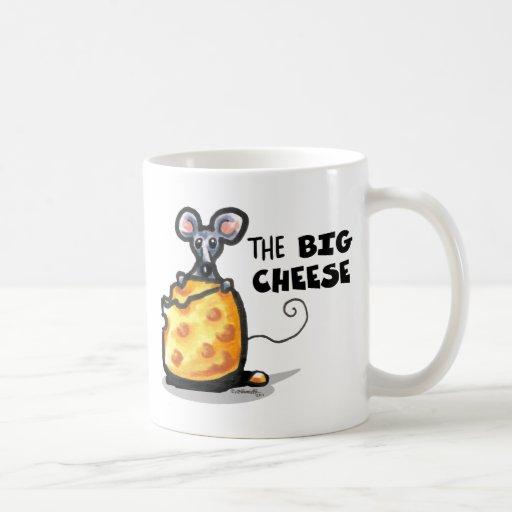 the BIG CHEESE Funny Mug