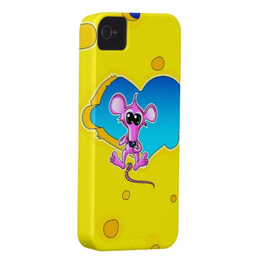 The Big Cheese iPhone 4 Case