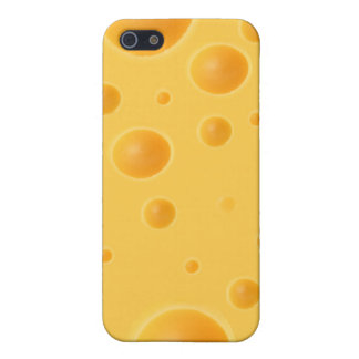 The Big Cheese Cases For iPhone 5