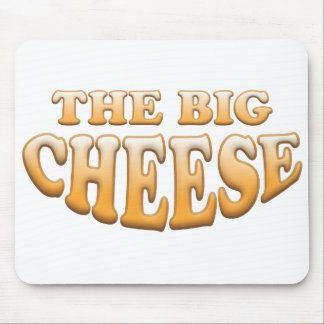 The Big Cheese Mouse Pad