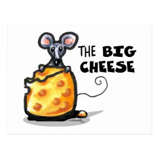 The Big Cheese Postcard