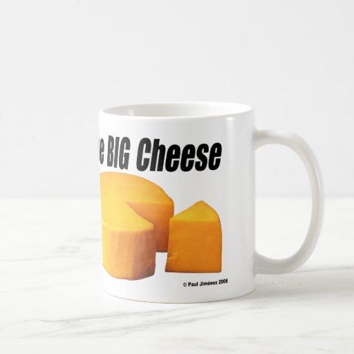 The Big Cheese, The Big Cheese Coffee Mug