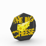 THE BIG CHEESE the boss design with cheese! Award
