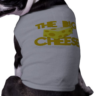 THE BIG CHEESE the boss design with cheese! Shirt