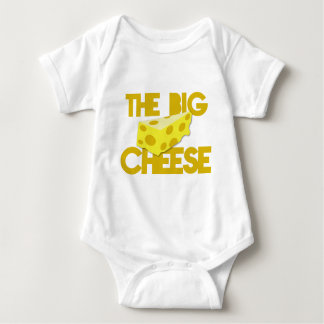 THE BIG CHEESE the boss design with cheese! Tee Shirt