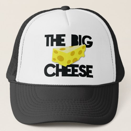 The BIG CHEESE Trucker Hat