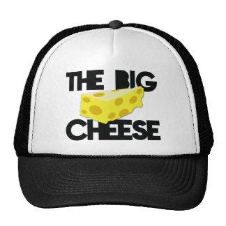 The BIG CHEESE! Trucker Hats