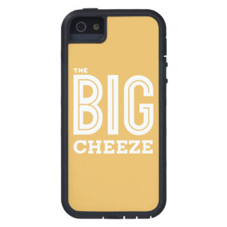 The Big Cheeze iPhone 5/5S case